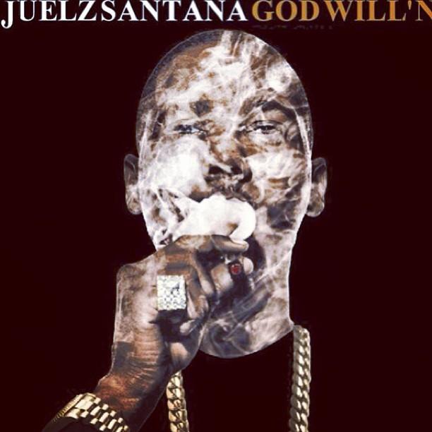 juelz-santana-god-willn-mixtape-artwork-black-cover