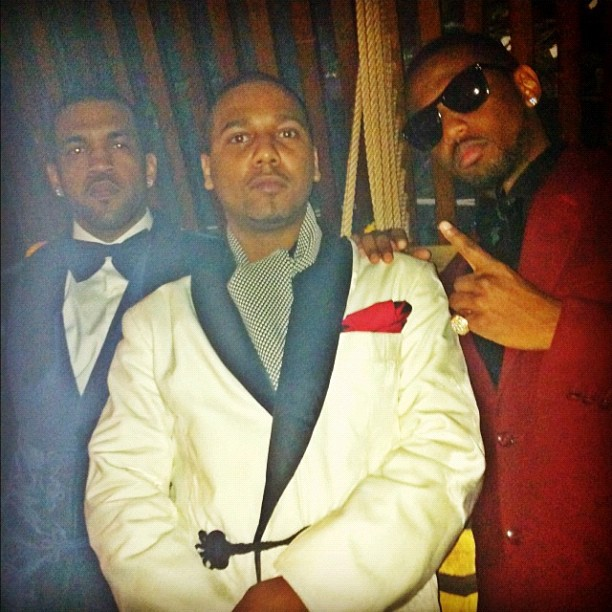 juelz-santana-lloyd-banks-fabolous-suited-up