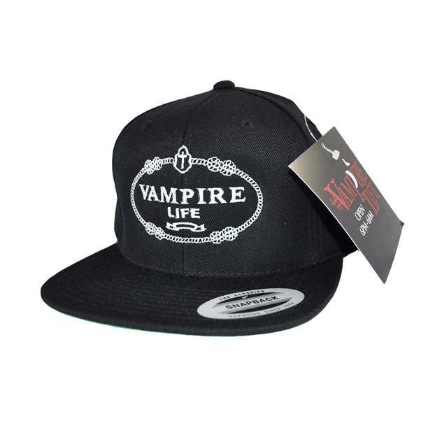 vampire-life-clothing-oval-crest-snapback