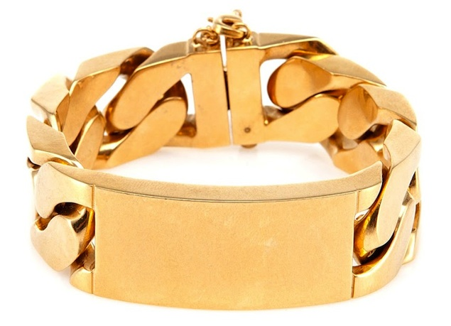 Celine-ID-Chain-Bracelet-Gold-1