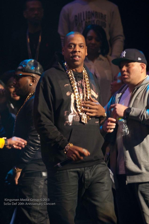 Jay-Z-wearing-Pyrex-Vision-Religion-Hoodie-5-kilo-gold-cuban-link-chain-jesus-piece-celine-bracelet-3