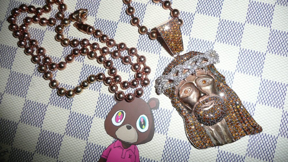 kanye-west-good-music-rose-gold-jesus-piece