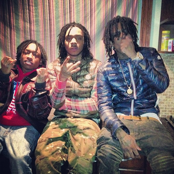 chief-keef-hermes-belt-moncler-jacket