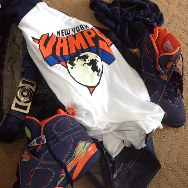 jim-jones-vampire-life-new-york-vamps-shirt-nike-jordan-8-pea-pods-orange-navy-versace-belt