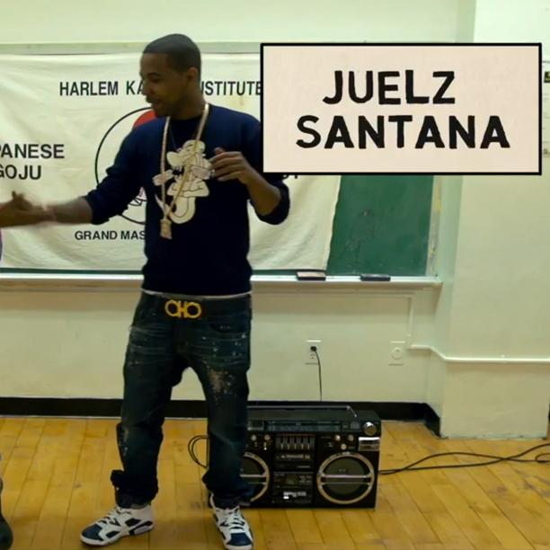 juelz-santana-salvatore-ferragamo-belt-jordan-6-olympic