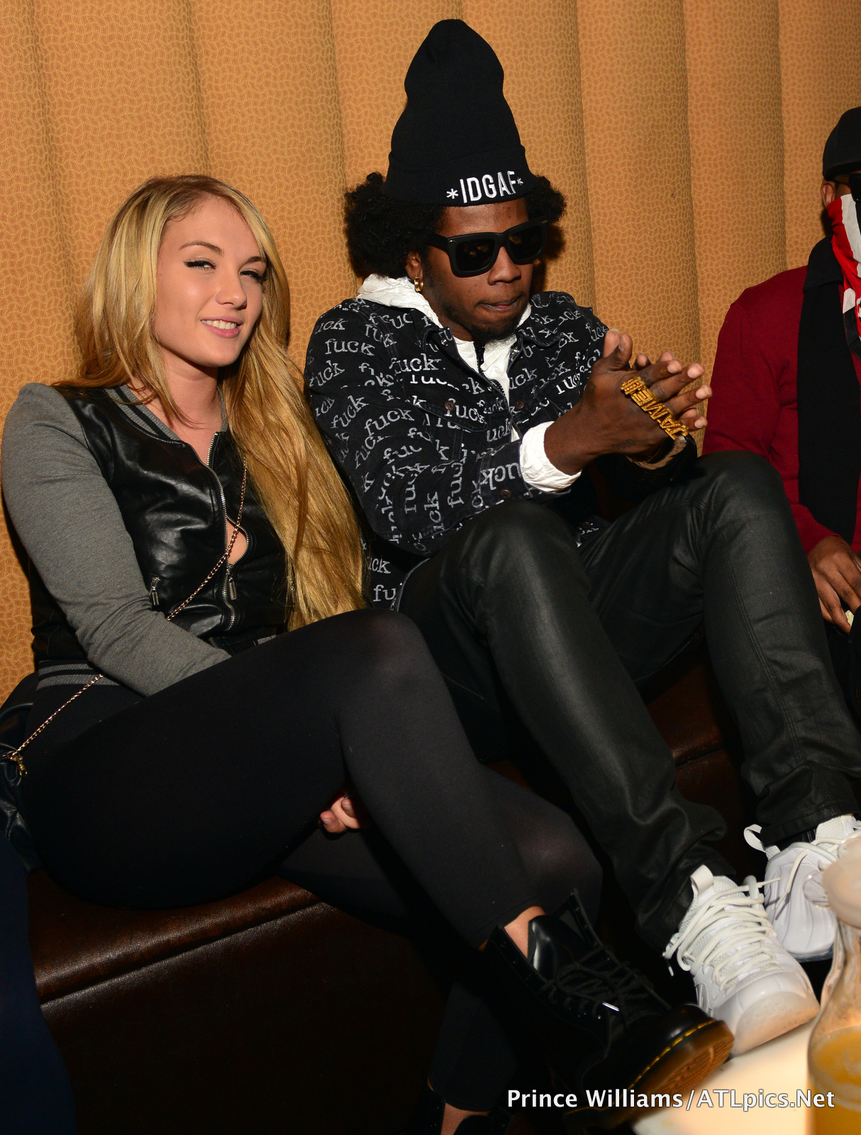 trinidad-james-nike-foamposite-white-out-on-feet-niykee-heaton