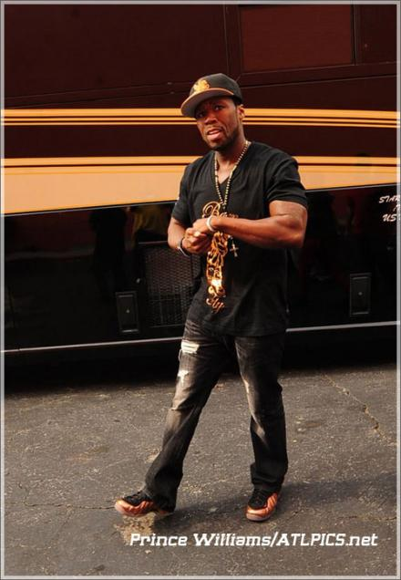 info for 662cc 8136c 50 Cent Wearing 4 Different Nike Foamposites - 50 Is A Foam ...