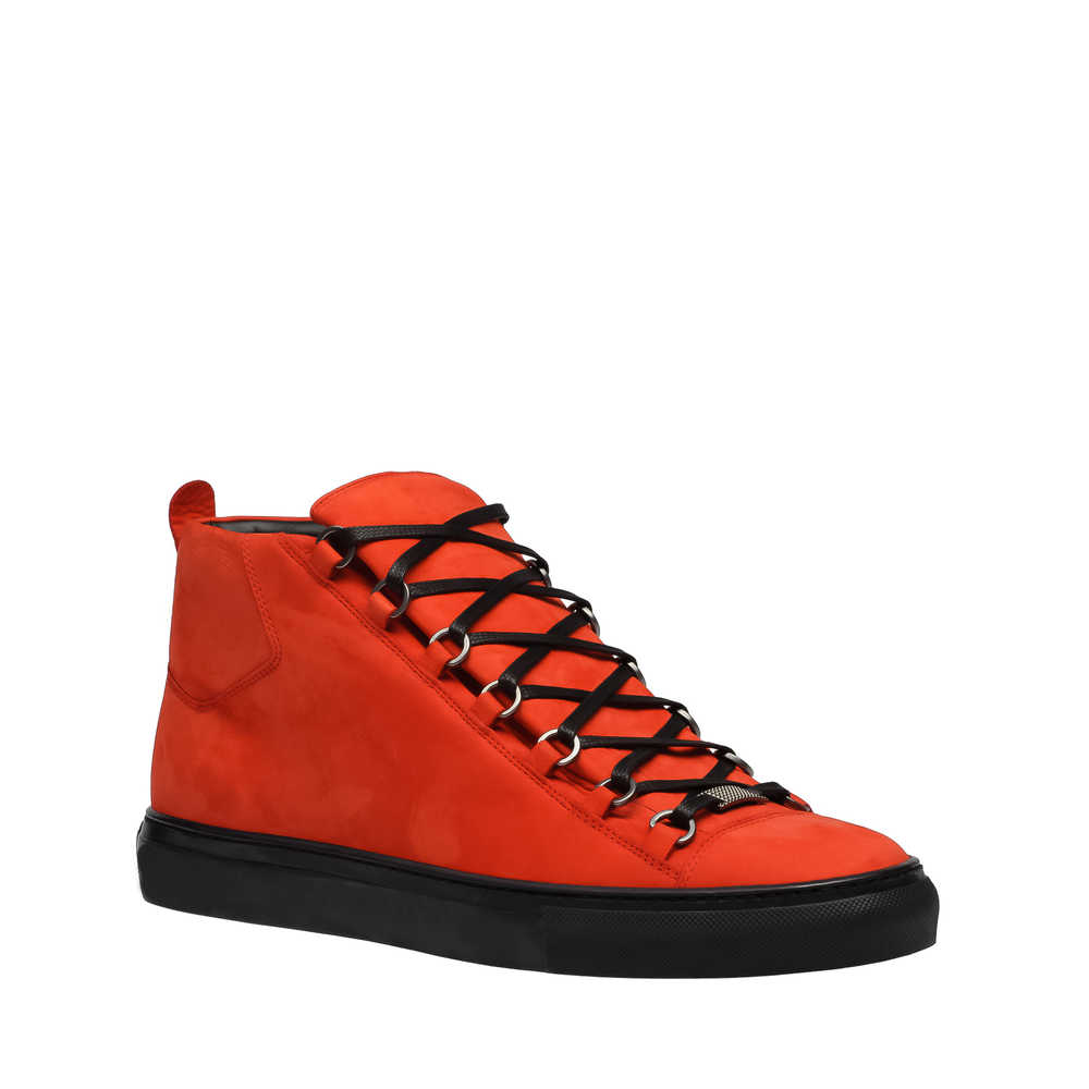 balenciaga-nubuck-high-sneakers-poppy-red-black-suede