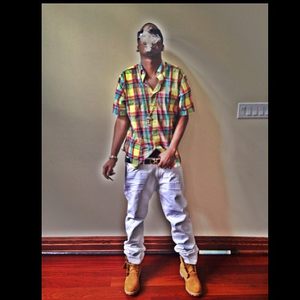 ballout-polo-ralph-lauren-custom-fit-plaid-shirt-timberland-boots