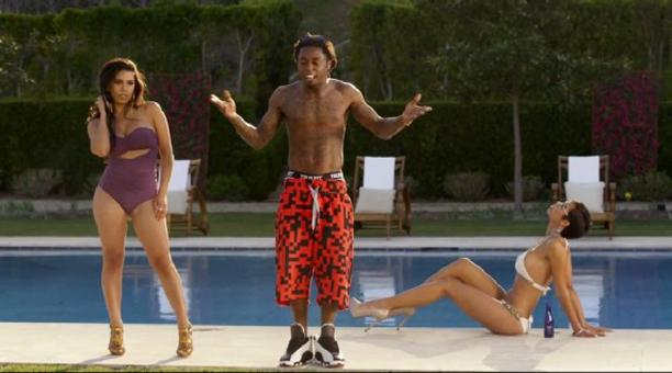 huge selection of ac3d6 3da73 Lil Wayne Wearing Air Jordan 13