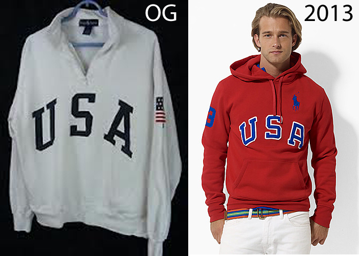 Usa Polo The Pullover Ralph Chef Lauren Raekwon Wearing Hoodie vfgY7b6y