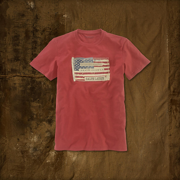 ralph-lauren-denim-and-supply-solid-flag-tee-in-sailor-red