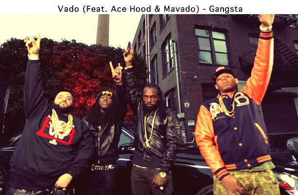 Vado gangsta ft ace hood amp mavado official video splashy splash