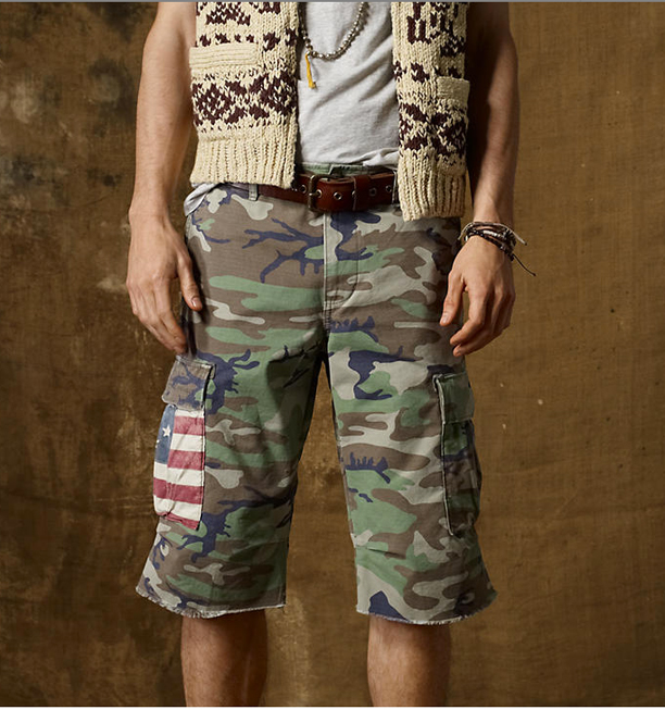 denim-supply-printed-cutoff-cargo-camo-shorts