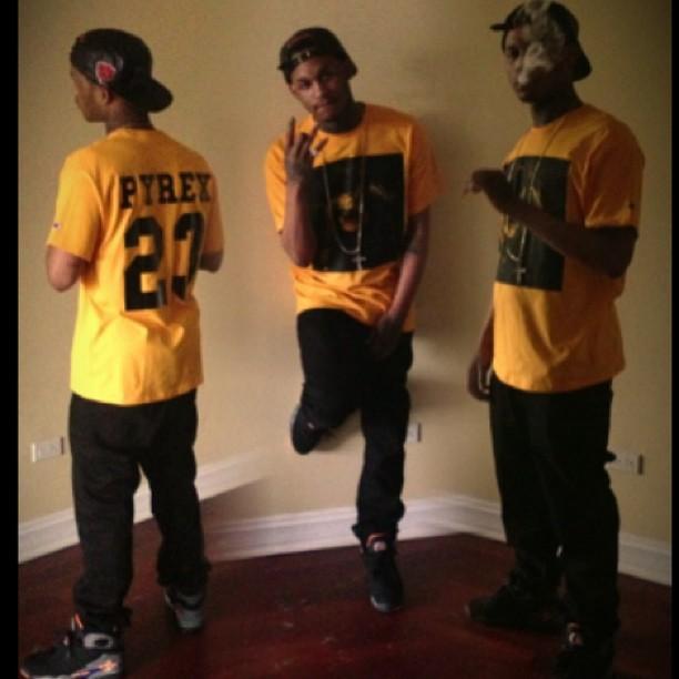 fredo-santana-pyrex-religion-yellow-shirt