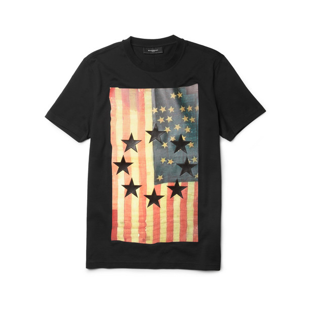 givenchy-black-embossed-usa-flag-t-shirt
