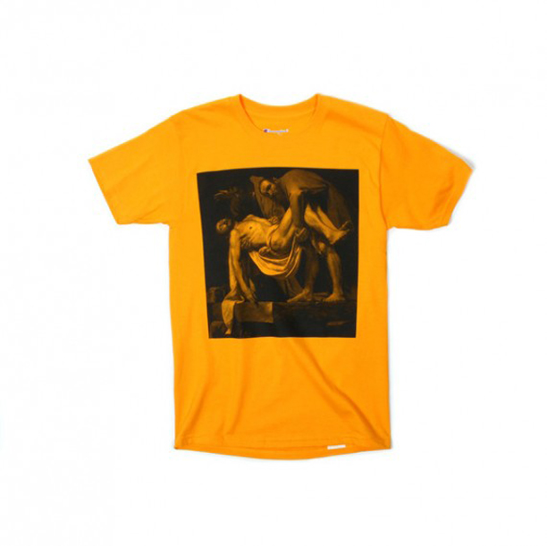 pyrex-vision-religion-t-shirt-gold-yellow