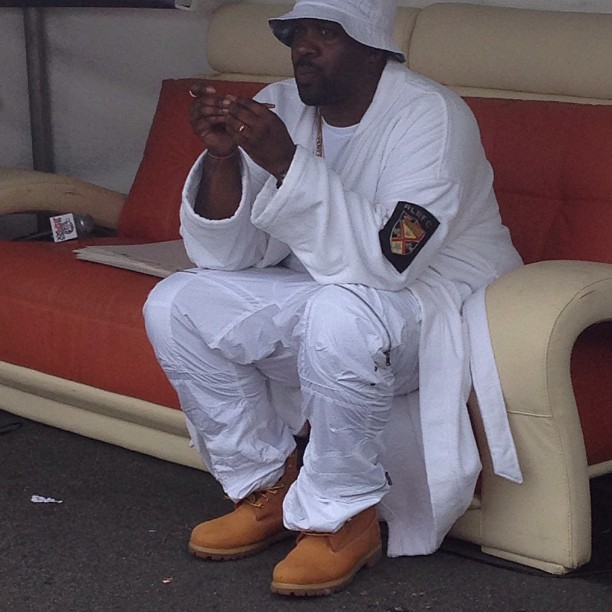 smoke-dza-polo-ralph-lauren-bucket-hat-bathrobe-summer-jam