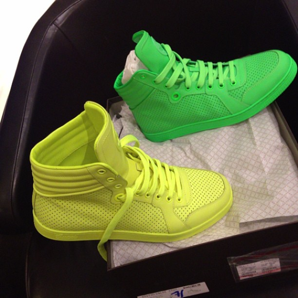 fabolous-gucci-neon-yellow-green-high-top-leather-sneakers