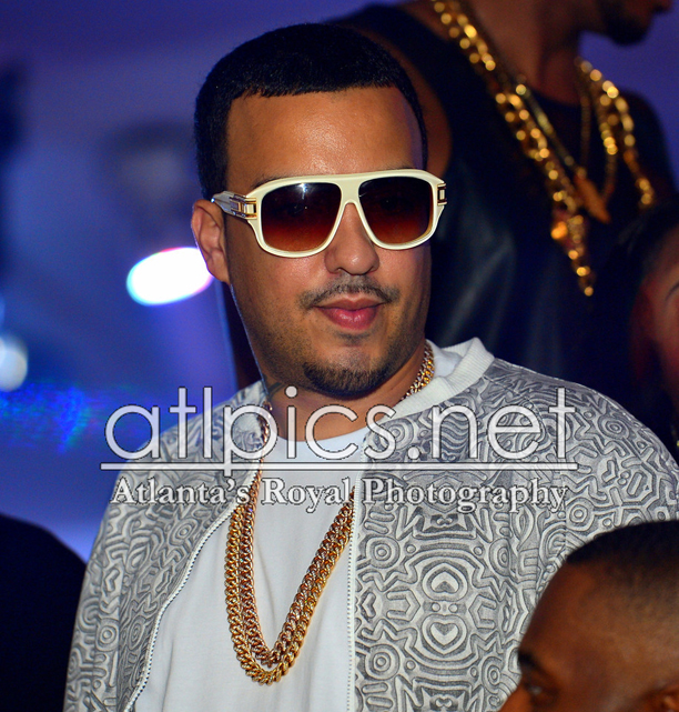 french-montana-dita-grandmaster-three-sunglasses-white-iced-out-yellow-gold-miami-cuban-link-necklace