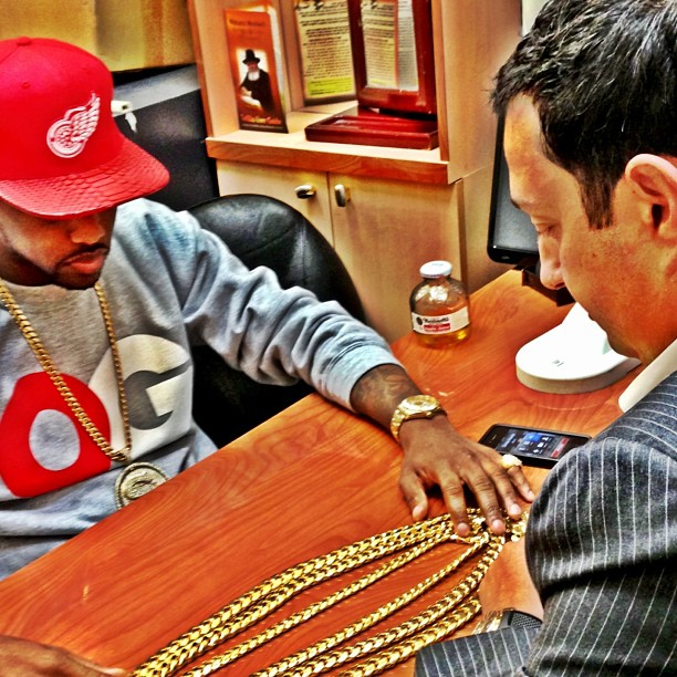 fabolous-yellow-gold-miami-cuban-link-chain-kilo-dave-bling