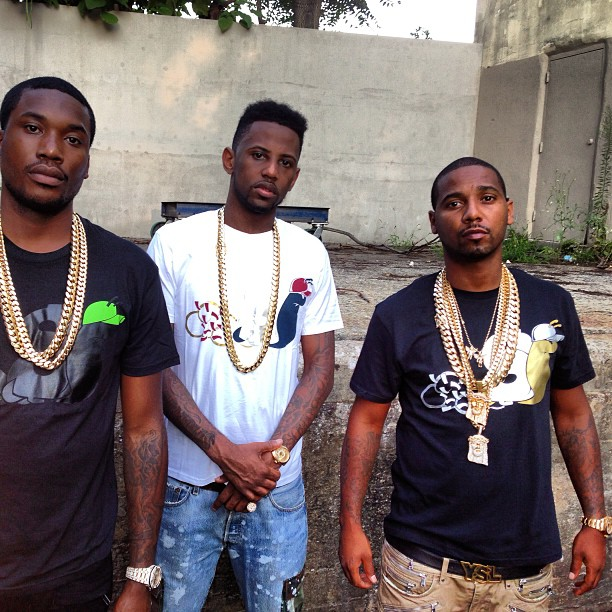 fabolous-yellow-gold-miami-cuban-link-chain-kilo-meek-mill-juelz-slowbucks