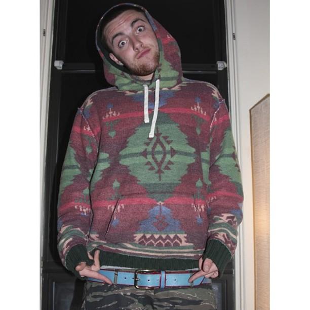 mac-miller-polo-ralph-lauren-navajo-pullover-hoodie-aztec