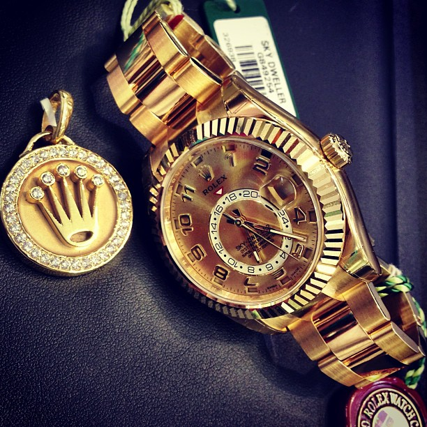 rolex-sky-dweller-yellow-gold-jr-smith-othajeweler