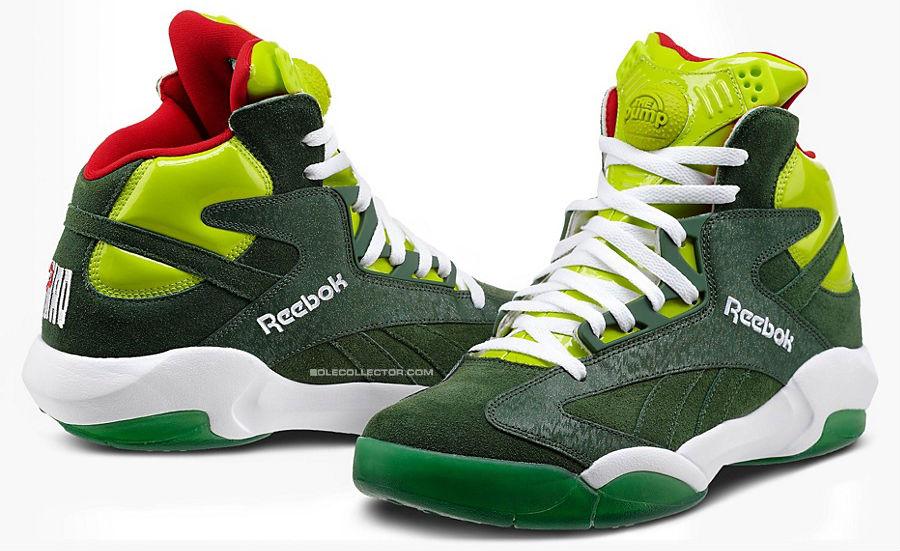 reebok-shaq-attaq-ghost-of-christmas-present-green-shoes