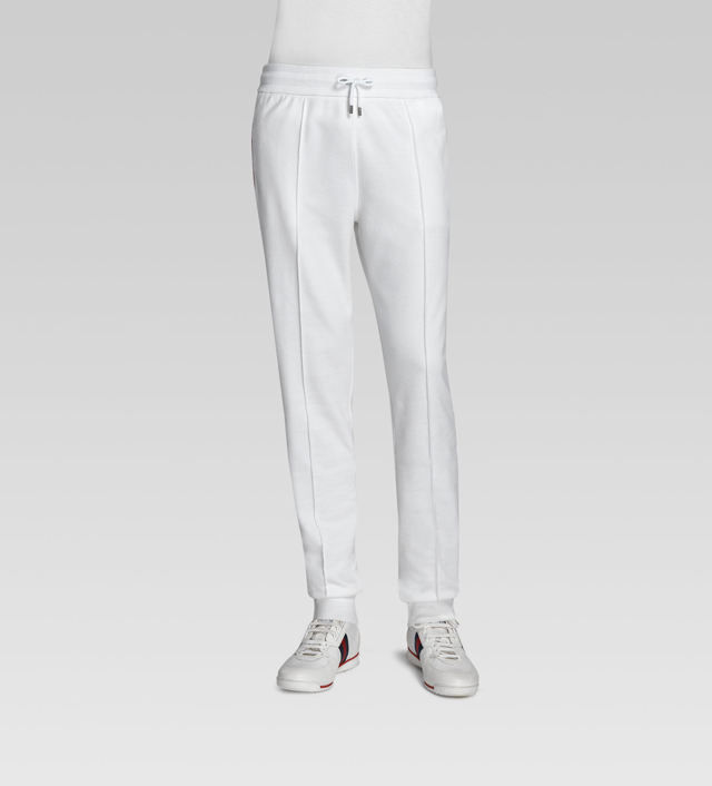 gucci-white-felted-toweling-pant-with-web-stripe-detail