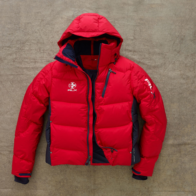 """60072ab0c Jadakiss wearing Polo Ralph Lauren Polo Bear Beanie and RLX Core Down Jacket  in """"G Check"""" Video with Chi Ali"""