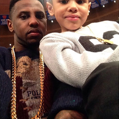 fabolous-wearing-vintage-polo-ralph-lauren-grandpa-bear-sweater-rl-92-knicks-game