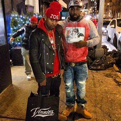 juelz-santana-gods-of-mankind-leather-jacket-godspeed-new-york-clothing-leather-moto-jacket-big-bz-zoe-beanie-thumb