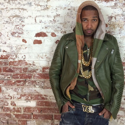 juelz-santana-godspeed-new-york-leather-moto-jacket-olive-green-ysl-belt-thumb
