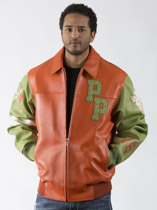 pelle-pelle-renegades-fire-orange-plush-leather-jacket