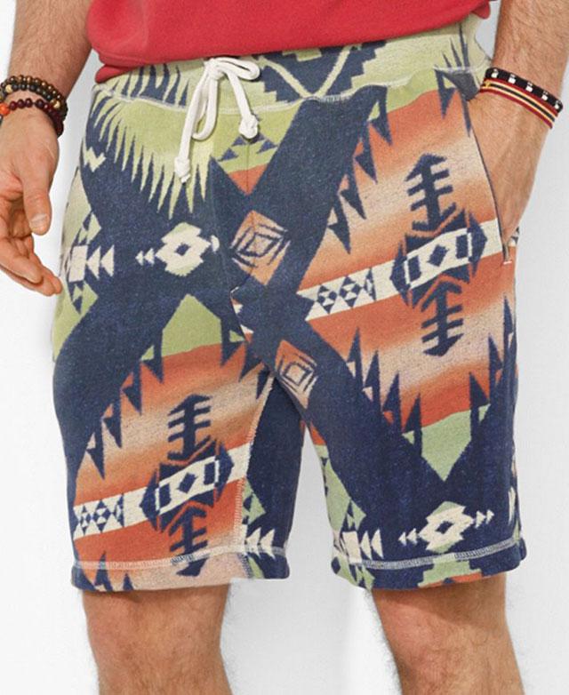 polo-ralph-lauren-southwestern-print-terry-shorts