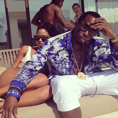 diddy-versace-scarf-camo-print-shirt-cassie-ibiza-thumb