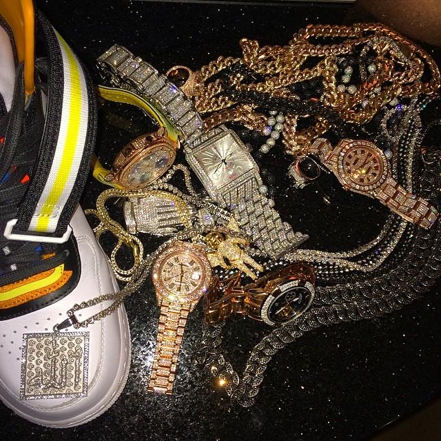 birdman jewelry collection style guru fashion glitz