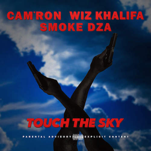 Cam'Ron featuring Wiz Khalifa & Smoke DZA – Touch The Sky