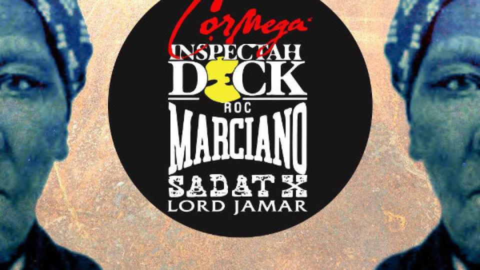 Cormega featuring Inspectah Deck, Roc Marciano, Sadat X & Lord Jamar – Industry (Remix)