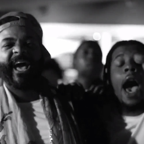 """Jim Jones featuring Rowdy Rebel """"Still Repping Time"""" Official Music Video"""