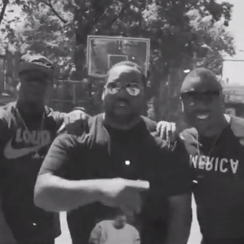 "LL Cool J featuring Raekwon, Murda Mook & Ron Browz ""I'm Nice"" Music Video"