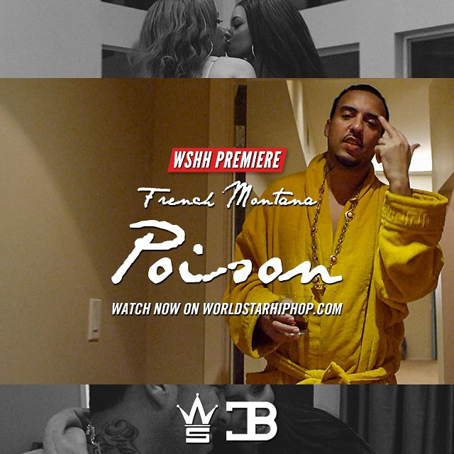 french-montana-poison-versace-robe