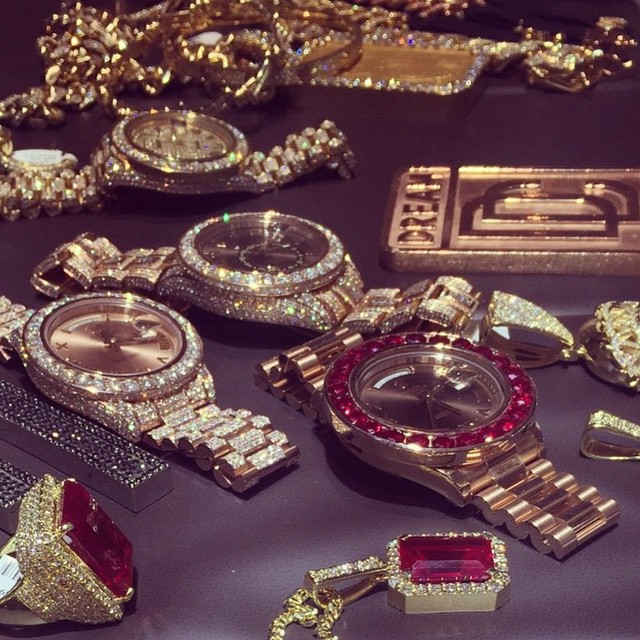 riff-raff-rose-gold-rolex-president-ruby-diamonds-shyne-jewelers