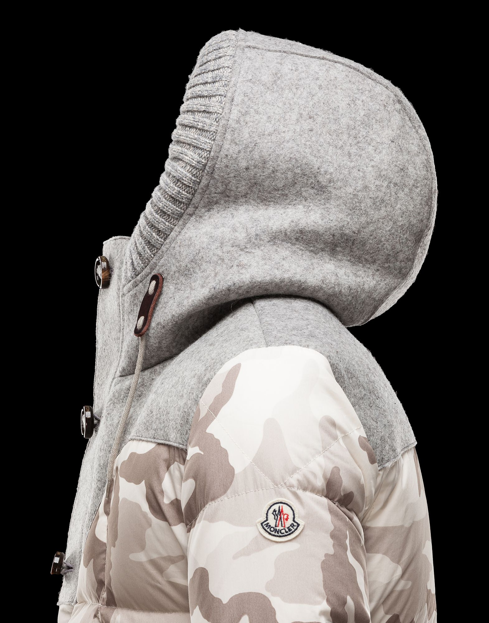 moncler beaumont camo jacket