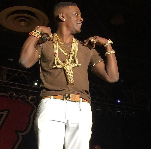 Boosie Badazz Jewelry Splash Splashy Splash