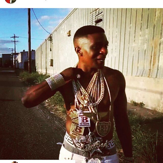 Boosie Badazz Jewelry Splash | Splashy Splash