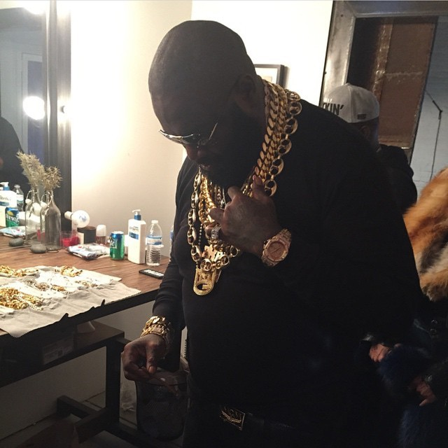 rick-ross-gucci-link-chain-cuban-link-gold-audemars-piguet
