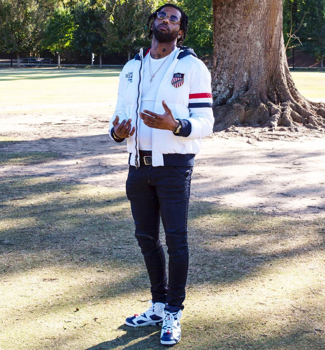 Hoodrich Pablo Juan In Polo Ralph Lauren Lake Placid