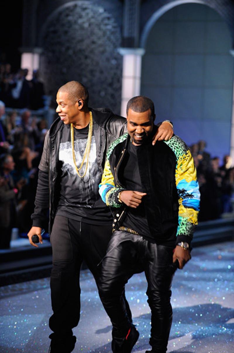 http://splashysplash.com/wp-content/uploads/2011/11/kanye-west-jay-z-versace-hm-bomber-jacket.jpg